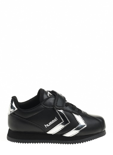 Hummel Çocuk Ayakkabı Ninetyone Hologram 210941-2001 Siyah